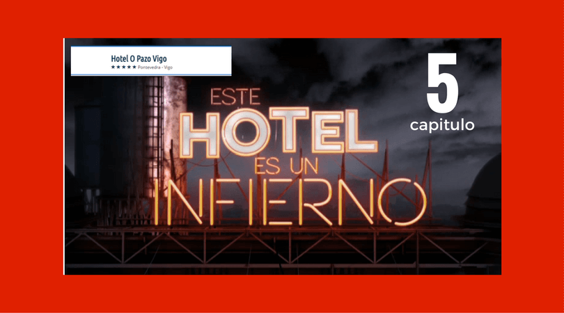 capitulo 5 hotel infierno