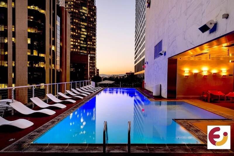 iluminacion hoteles habitacion y salas
