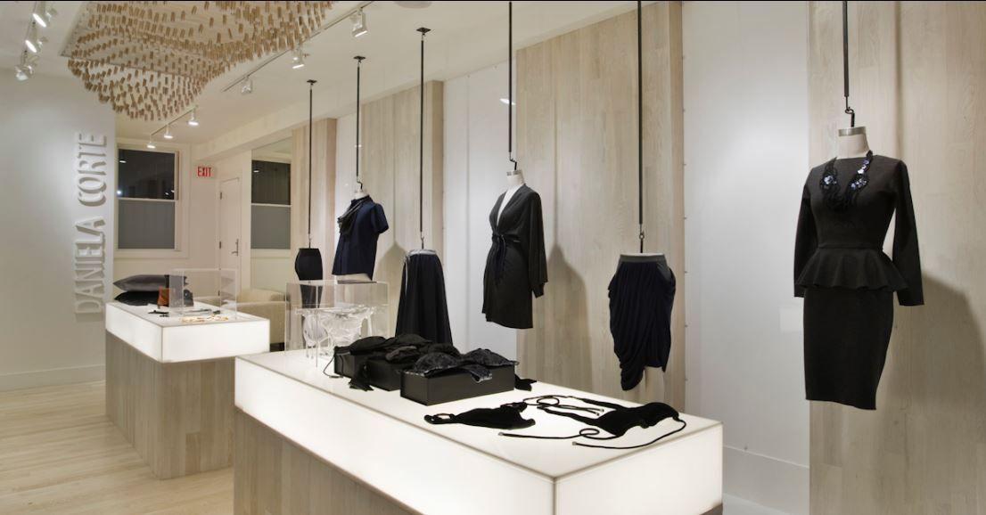 433b0a700221 Decoración del Interior: Tienda de Ropa | Moda