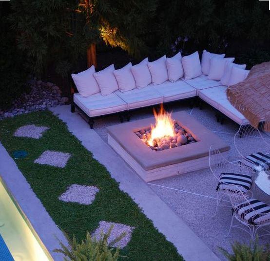 Iluminaci n de terrazas y jardines para fiestas que enamoran - Iluminacion de jardines ...