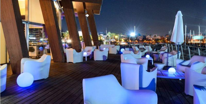 iluminacion terrazas y pub enrique