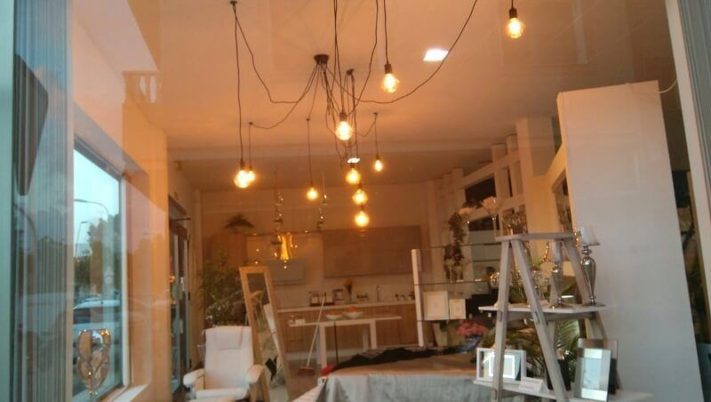 Decoración una de de Tienda para MurciaSM Iluminación wkO0X8nP