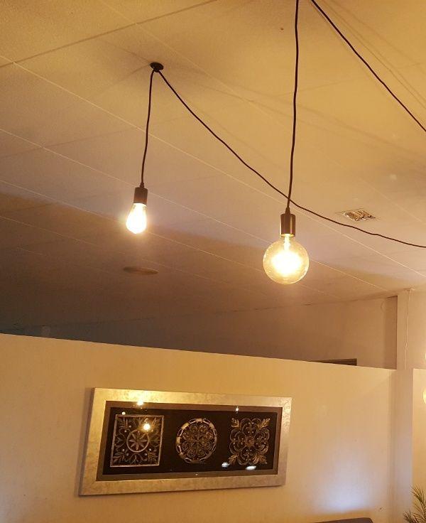 iluminacion tienda interiorismo