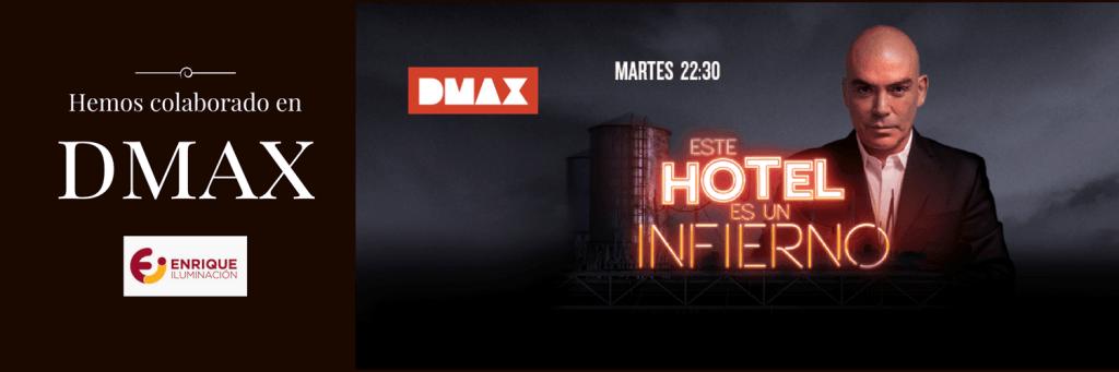 dmax programa hotel enrique