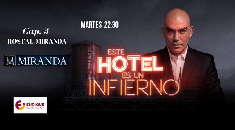 hostal miranda hotel infierno