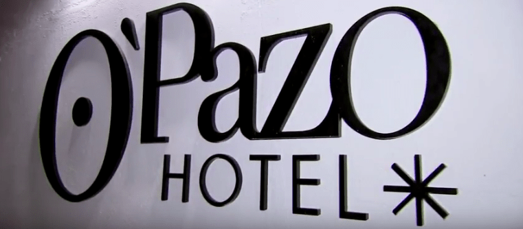 o pazo hotel