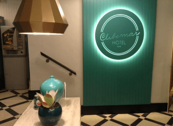hotel clibomar