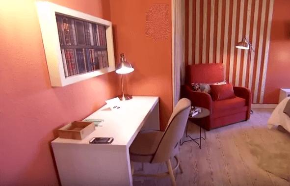 salon hotel lucia