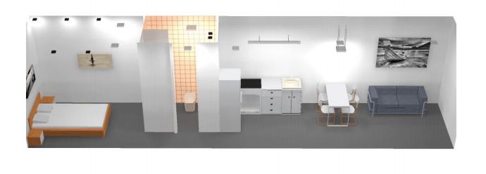 iluminacion casa contenedor 1