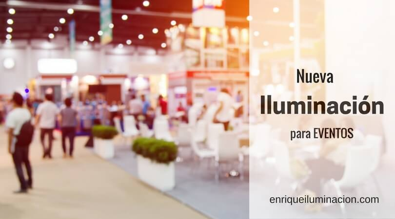 nueva iluminacion eventos