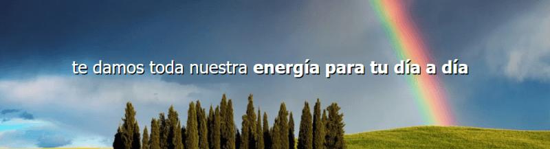 eres energia electricidad
