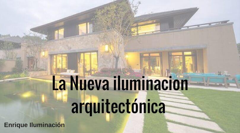 iluminacion arquitectonica edificios