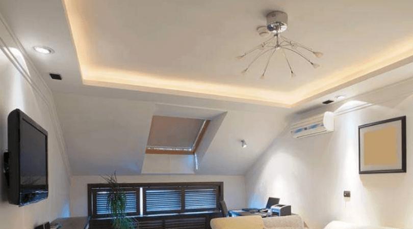 iluminacion salon 30 metros