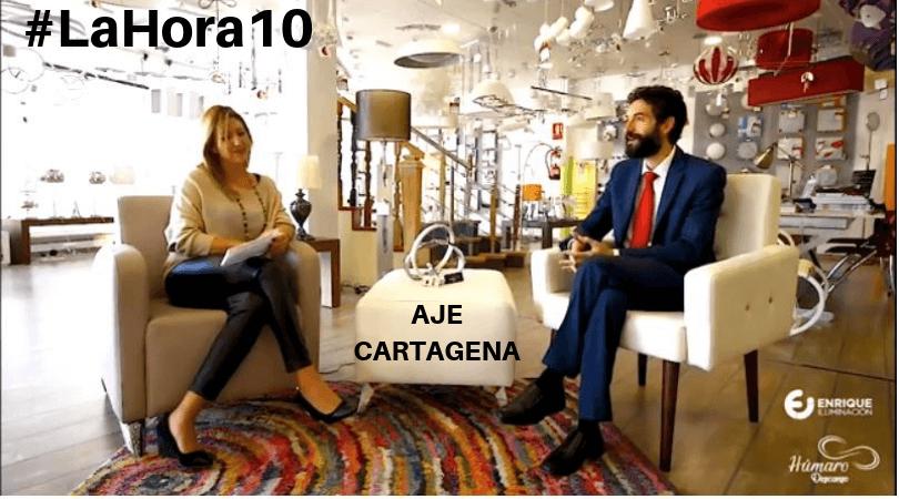 Lahora10 aje cartagena
