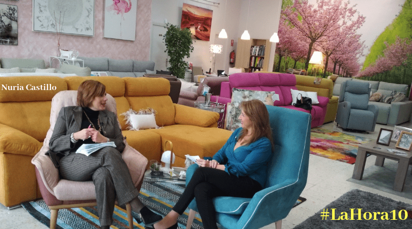 lahora10 entrevista nuria castillo