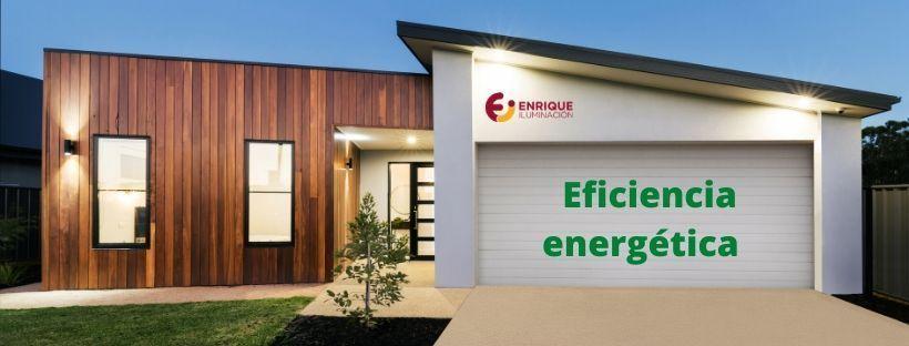 led y eficiencia energetica en el hogar