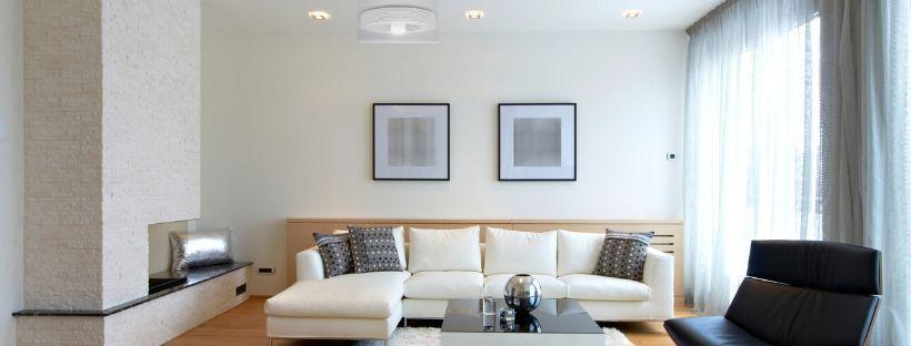 Los 5 mejores ventiladores de techo sin aspas más actuales